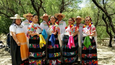 Mexican Folkore - Latest Performance in Patagonia Az.