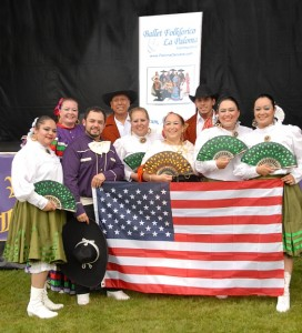 Mexican Folklore - at the 2012 Summer Olympics - La Paloma - Tucson, Az