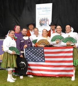 Mexican Folklore - at the 2012 Summer Olympics - La Paloma - Tucson, Az